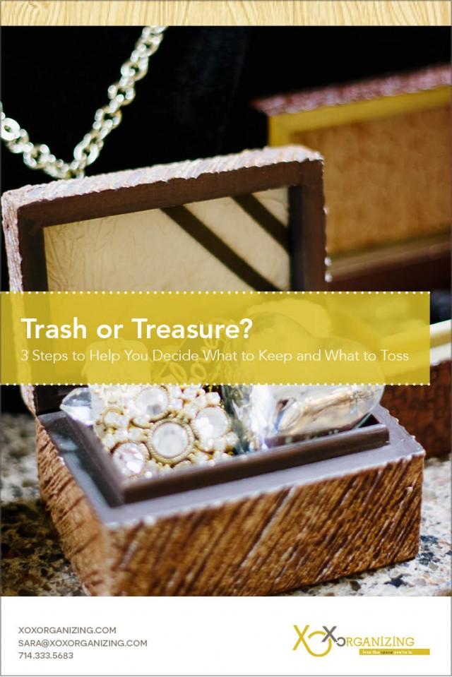 Blog Graphics - Trash or Treasure
