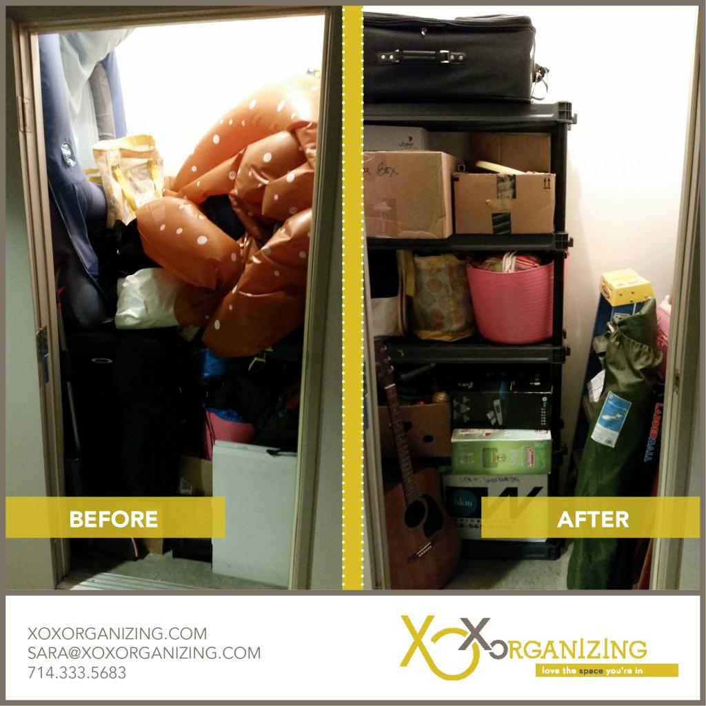 BA Storage Closet