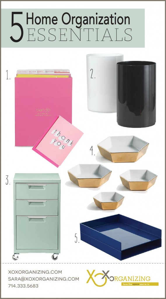 Home Organization Product Guide-01